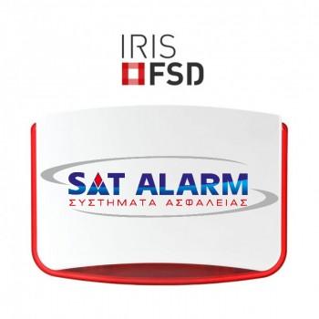 ΣΕΙΡΗΝΑ IRIS FSD/R